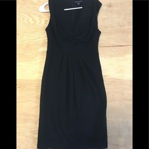 Banana republic black dress size 10 sleeveless